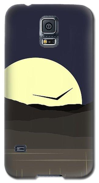 Solo Flight - Vertical Galaxy S5 Case