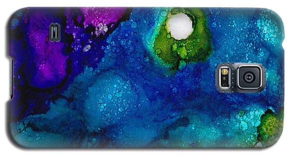 Solo In The Stream Galaxy S5 Case by Angela Treat Lyon