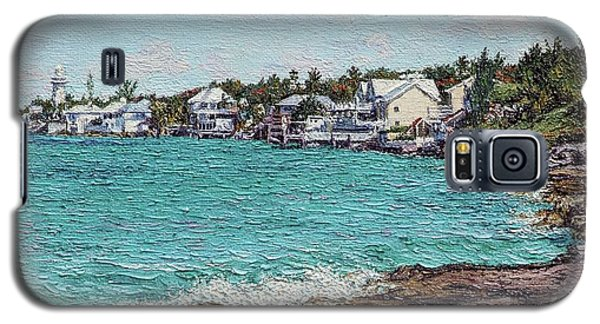 Solomons Lighthouse Galaxy S5 Case