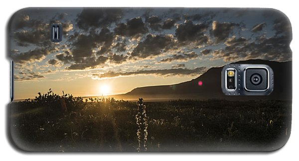 Solstice On The Slope Galaxy S5 Case