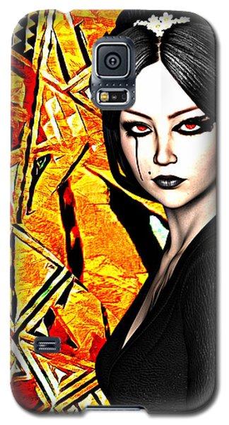 Solus Est Infernum Galaxy S5 Case