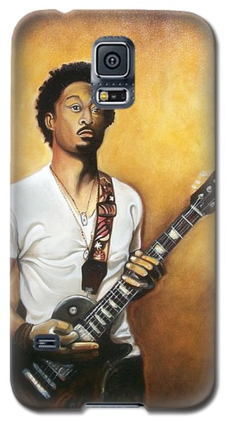 Galaxy S5 Case featuring the painting The Return by Emery Franklin