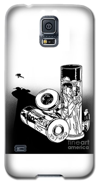 Someone Had To Do Something, And Quick Galaxy S5 Case