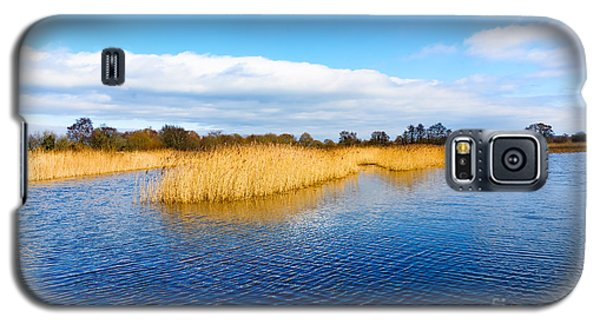 Somerset Levels Galaxy S5 Case by Colin Rayner