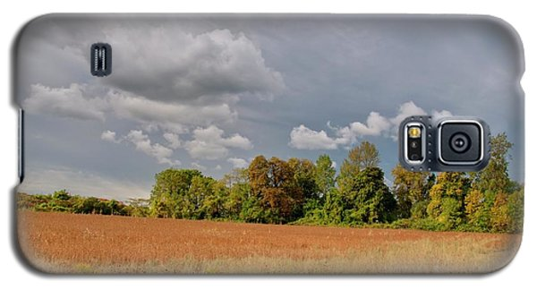 Galaxy S5 Case featuring the photograph Somerset Sky 3069 by Guy Whiteley