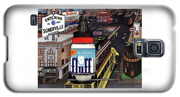 A Strange Day In Somerville  Galaxy S5 Case by Richie Montgomery