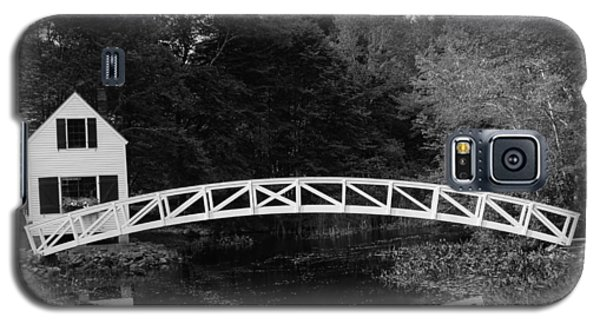 Somesville Bridge In Acadia National Park Galaxy S5 Case