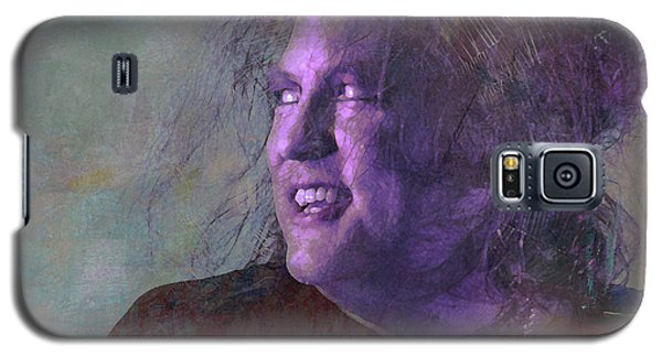 Robert Smith Music Galaxy S5 Case - Something Beginning With S by Mal Bray