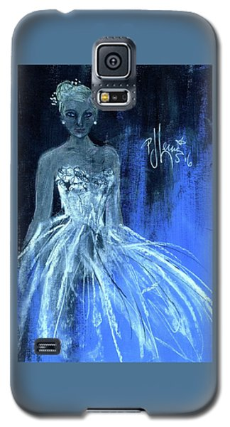 Something Blue Galaxy S5 Case by P J Lewis