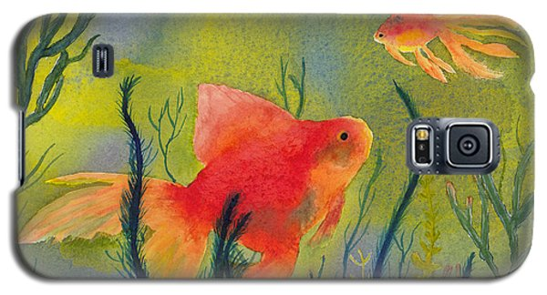 Something Fishy Going On Galaxy S5 Case