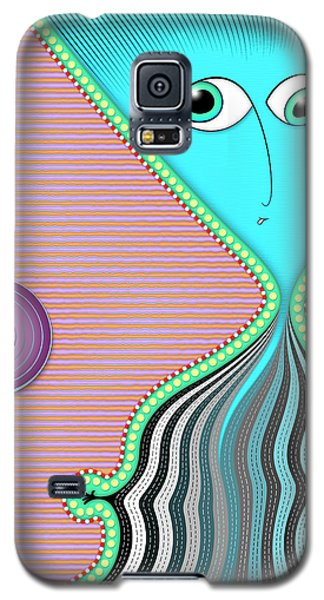 Something Has Come Between Us Galaxy S5 Case