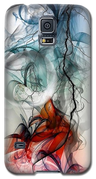 Something New Comes To Life By Nico Bielow Galaxy S5 Case by Nico Bielow