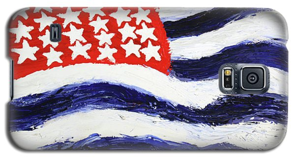Something's Wrong With America Galaxy S5 Case