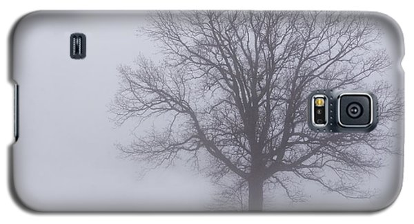 Galaxy S5 Case featuring the photograph Sometime We Need The Fog by Skip Tribby