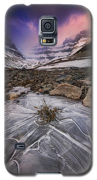 Somewhere In The Canadian Rockies Galaxy S5 Case