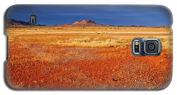 Somewhere In The Outback, Central Australia Galaxy S5 Case