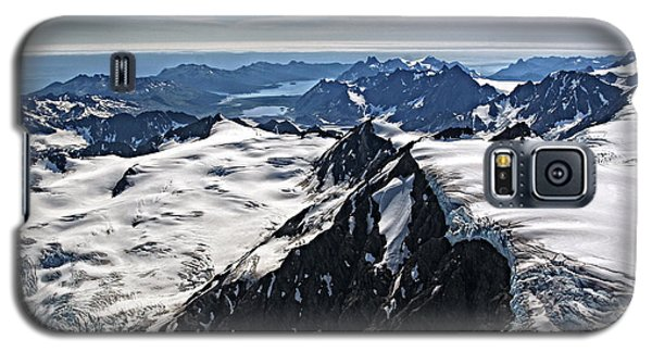 Somewhere Over Alaska Galaxy S5 Case