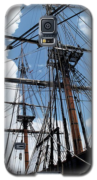 Son Of A Son Of A Sailor Quote - Tribute To The Bounty Galaxy S5 Case
