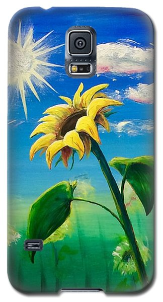 Sonflower Galaxy S5 Case