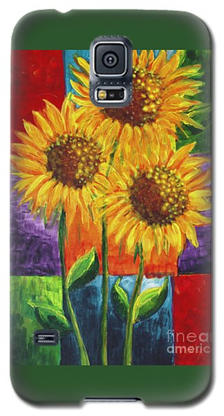 Sonflowers I Galaxy S5 Case