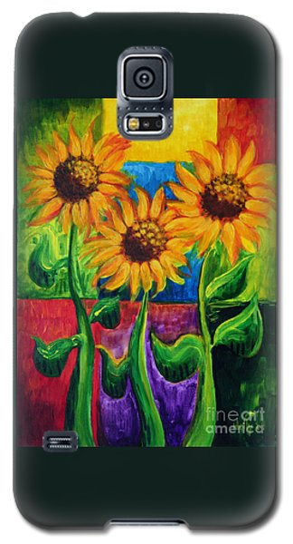 Sonflowers II Galaxy S5 Case