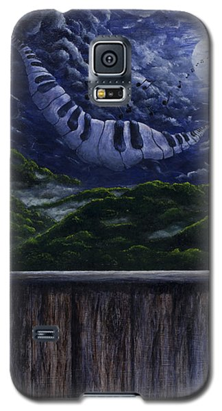 Song In The Night Galaxy S5 Case