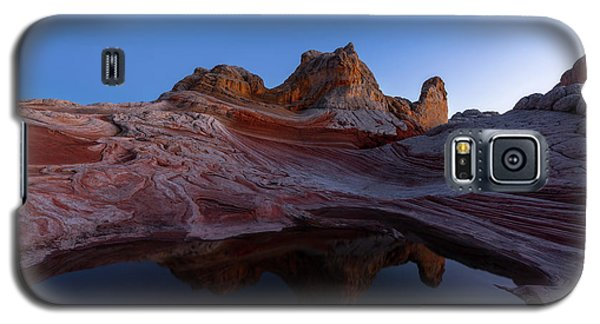 Galaxy S5 Case featuring the photograph Song Of The Desert by Dustin LeFevre
