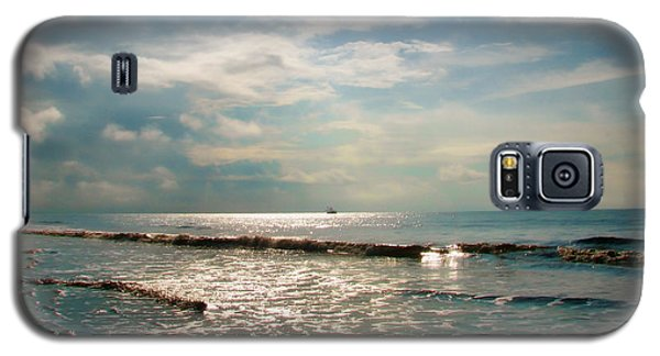 Galaxy S5 Case featuring the photograph Song Of The Sea by Amy Tyler