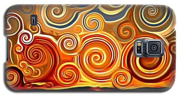 Sonora Sunrise  Galaxy S5 Case