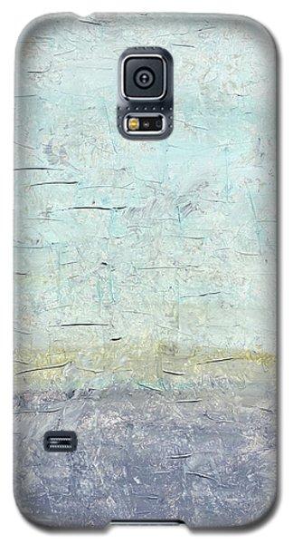 Sonoran Desert #3 Southwest Vertical Landscape Original Fine Art Acrylic On Canvas Galaxy S5 Case
