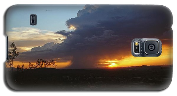 Sonoran Desert Thunderstorm Galaxy S5 Case
