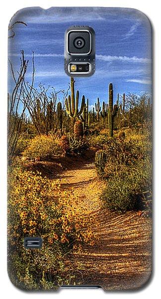 Sonoran Spring 01 Galaxy S5 Case