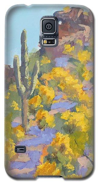 Sonoran Springtime Galaxy S5 Case