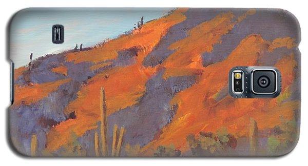 Sonoran Sunset - Art By Bill Tomsa Galaxy S5 Case