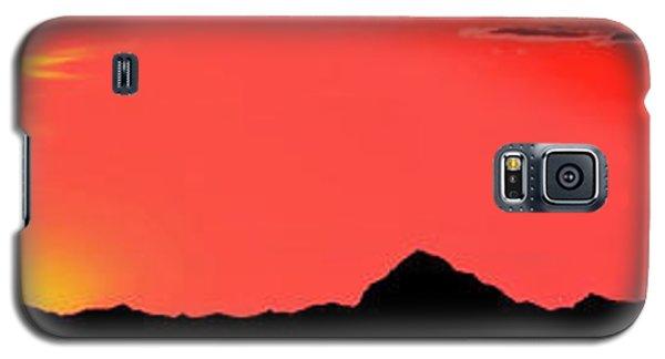 Sonoran Sunset  Galaxy S5 Case
