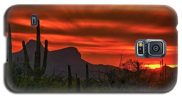 Sonoran Sunset H38 Galaxy S5 Case