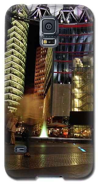 Sony Center Galaxy S5 Case by Flavia Westerwelle