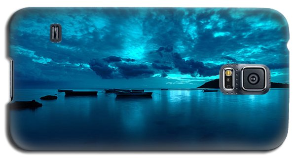 Soon The Night Shall Come Galaxy S5 Case