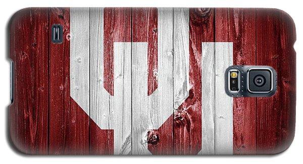 Sooners Barn Door Galaxy S5 Case