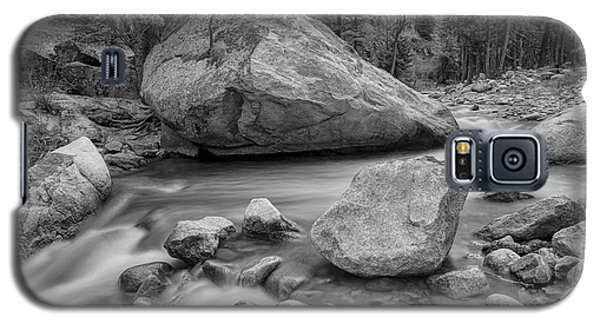 Soothing Colorado Monochrome Wilderness Galaxy S5 Case by James BO Insogna