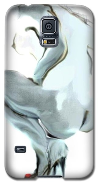 Sophi Squats Galaxy S5 Case by Carolyn Weltman