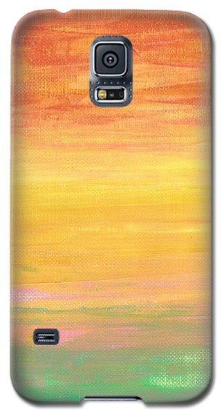 Sorbet Sunset Galaxy S5 Case