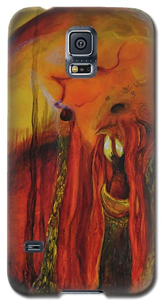 Sorcerer's Gate Galaxy S5 Case