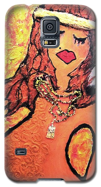 Sorrow And Suffering Galaxy S5 Case by Laura  Grisham
