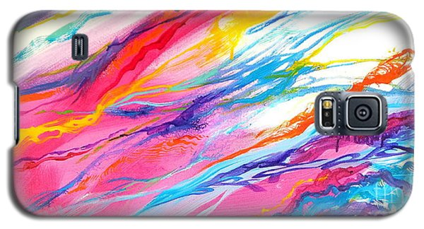 Soul Escaping Galaxy S5 Case by Expressionistart studio Priscilla Batzell