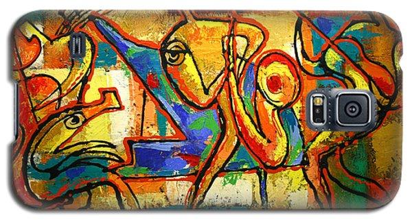 Soul Jazz Galaxy S5 Case