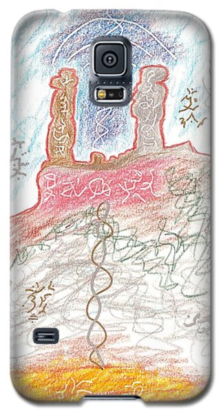 Soul Mates Galaxy S5 Case by Mark David Gerson