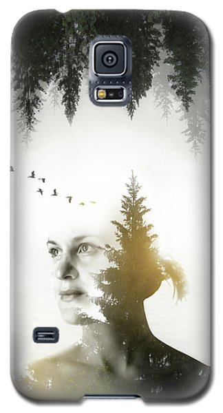 Galaxy S5 Case featuring the photograph Soul Of Nature by Nicklas Gustafsson