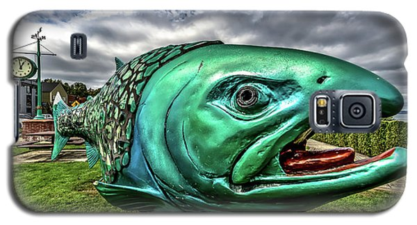 Soul Salmon In Hdr Galaxy S5 Case