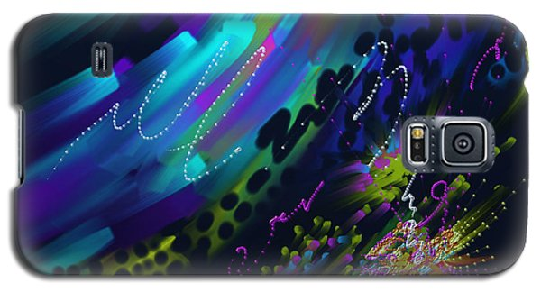 Soul So Blue Galaxy S5 Case
